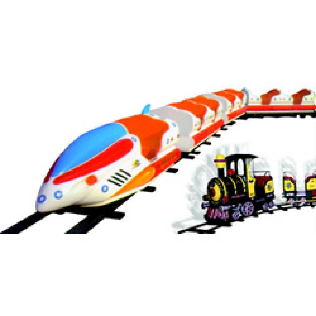 רכבת קלאסית על פסים